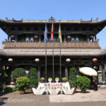 Various temples including the Confucius Temple, the City God Temple and the Taoist Temple were all magnificent.