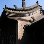 Roof peaks and arches were elaborately adorned with carved or sculpted dragons and other symbolic images.