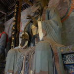 Sorry, we did not see a way to tell which of these statues was Confucius.