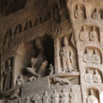 There are 53 major caves, along with 51,000 niches housing the same number of Buddha statues.