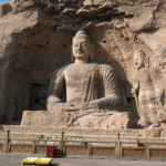 This was the largest Buddha open to the outside.
