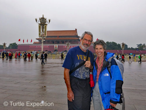 """In """"Beijing"""" do as the visitors do."""