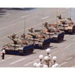 Most of us can remember the terrible day on June 4th 1989 when Chinese troops and security police stormed through Tiananmen Square, firing indiscriminately into the crowds of protesters, killing up to an estimated 10,454 people. (photo internet source)