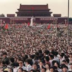 It is prohibited to talk about it but it is still sadly remembered every year as the Tiananmen Massacre. (photo internet source)