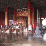 "There were several special ""Halls"": Hall of Central Harmony, (ZHONG HE DIAN), Hall of preserved Harmony, (BAO HE DIAN), Palace of heavenly Purity, Hall of Union and Peace, (JIAO TAI DIAN) and others."