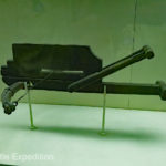 An interesting repeating crossbow. Wonder how they loaded it with arrows?
