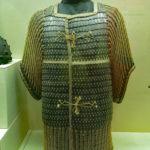 Armor coat worn by Prince Zhongshanjing. (Western Han Dynasty)