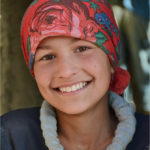 Masha's smile and her inquisitive eyes captured our hearts from the moment we met.