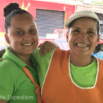 We ate some great tacos prepared by these two ladies at Las Hormigas (the ants) near the old market.