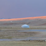Soon, the gers (yurts) would be packed up and the owners return to Ulanbaatar for the winter.
