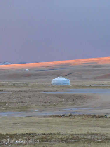 Soon, the yurts would be packed up and the owners return to Ulanbaatar for the winter.