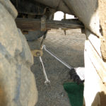 All other bolts were inspected and tightened, but the effort was like closing the barn door after the horse got out.