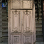A master must have spent many hours carving this beautiful door.