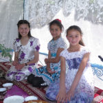 We were invited for a traditional luncheon where we met the family she is living with in Khorog.