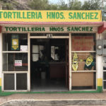 "The Tortilleria Hnos. Sanchez is a great source of fresh warm corn tortillas, homemade cheese and information. The young owner says he speaks ""Spanglish""."