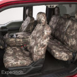 One of Covercraft's specialties are their seat covers, custom fitted for each vehicle for a cool look. © Covercraft