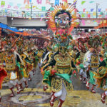 As in Rio de Janeiro, the parades in Oruro go on day & night with over 50,000 performers in folkloric ensembles.
